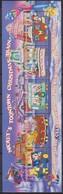 2523  Walt Disney  Grenada  Grenadines -  Mickey's Toontown Christmas Train . - Grenade (1974-...)