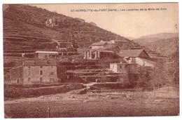 ST-HIPPOLYTE-DU-FORT - Les Laveries De La Mine De Zinc - France