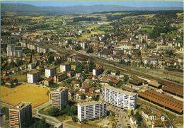RENENS : CPSM  Format 10/15 - VD Vaud