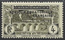AFRIQUE EQUATORIALE FRANCAISE - AEF - A.E.F. - 1936 - YT 3** - A.E.F. (1936-1958)