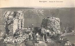 Bouvignies - Ruines De Crève-coeur (animée) - Dinant