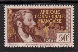 AFRIQUE EQUATORIALE FRANCAISE - AEF - A.E.F. - 1937 - YT 45** - A.E.F. (1936-1958)