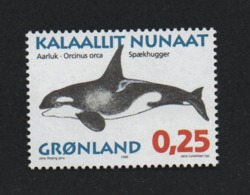 Groenland °° 1996 N° 266 Mammifères Marins - Groenland