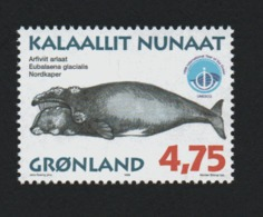 Groenland °° 1998 N° 300 Mammifères Marins - Groenland