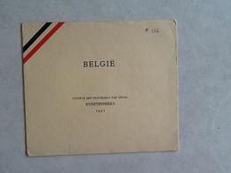 Nr.556/567 Herdenkingsuitgifte Vierde Orval. Monnikenreeks. - Belgique