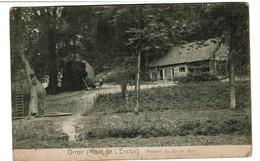 Orroir - Mont De L'Enclus - Maison Du Garde Bois - Circulée En 1909 - Edit. L. Ovaert-Demeyer - 2 Scans - Mont-de-l'Enclus