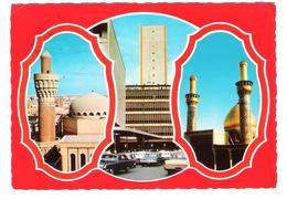 Irak - Iraq - Old Views - Mosque - Mosquee - Moschee - Minarett - Stamps - Irak