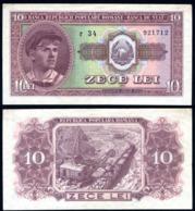 Banknote  10 Lei 1952 -Romania - Romania