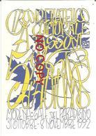 Modena 31.10.1992, 100° Morte Generale Enrico Cialdini, Mostra Circolo Tassoni. - Borse E Saloni Del Collezionismo