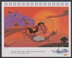 2526  Walt Disney   Guyana - Aladin ( Animated Film Story In Postage Stamps ) . - Grenade (1974-...)