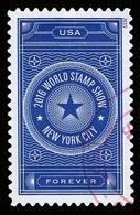 Etats-Unis / United States (Scott No.5011 - 2016 WORLD STAMP SHOW) (o) - Etats-Unis