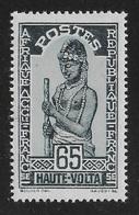 HAUTE VOLTA 1928 YT 55** - MNH - Obervolta (1920-1932)