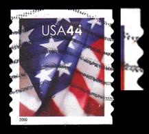 Etats-Unis / United States (Scott No.4393 - Flag) (o) Coil - Verenigde Staten