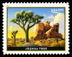 Etats-Unis / United States (Scott No.5347 - Joshua Tree) [**] - Unused Stamps