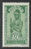 HAUTE VOLTA 1928 YT 51** - MNH - Unused Stamps