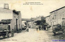 54 - Domèvre - Route De Noviant-aux-Prés - 1915 - Domevre En Haye