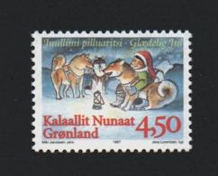 Groenland °° 1997 N°262 Noel - Groenland