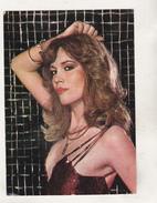 Romania Old Uncirculated Postcard - Movie Stars - Amanda Lear - Schauspieler