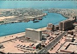 ! 1977 Postcard From Dubai, United Arab Emirates, Trucial States - Dubai