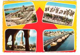 Irak - Iraq - Old Views - Nice Stamps - Irak