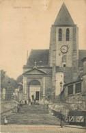 75020 - PARIS - Eglise De Charonne Place St Blaise - TOUT PARIS 339 - Distretto: 20