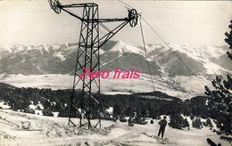 66 - Font - Romeu - Monte Pente Du Gallinera - 1955 - Autres Communes