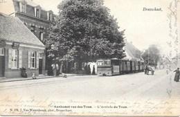 Brasschaet NA19: Aankomst Van Den Tram 1905 - Brasschaat