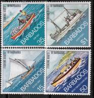 Barbade 369/72 ** - Schiffe
