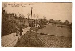 Mont-de-l'Enclus - Coin Du Renard / Kluisberg - Voshoek - Circulée - Edit. G. Gyselynck - 2 Scans - Mont-de-l'Enclus
