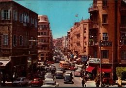 ! 1969 Postcard From Beyrouth, Beirut, Libanon - Lebanon
