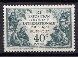 Upper Volta 1931 / International Colonial Exhibition - Paris, France / MINT Mi 66 - Ungebraucht