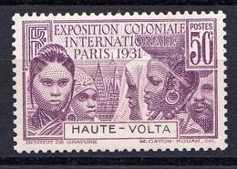 Upper Volta 1931 / International Colonial Exhibition - Paris, France / MINT Mi 67 - Ungebraucht