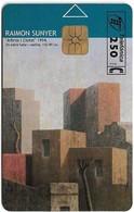 Spain - Telefonica - Coleccione Arte No5 - P-333 - 06.1998, 5.500ex, Used - Emisiones Privadas