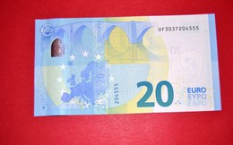 20 EURO FRANCE U003 I6 - U003I6 - UF3037204 555 - NEUF - UNC - 20 Euro