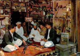 !  Postcard From Peshawar, Tribal Gun Shop, Pistolets - Ausrüstung