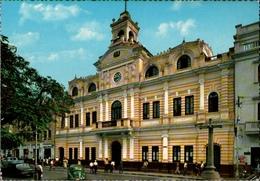 !  Postcard Chiclayo, Peru, General Post Office, VW Käfer - Peru