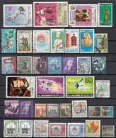 Lotto E19 Selezione Francobolli Medioriente Yemen Palestina Egitto Emirati.... - Francobolli