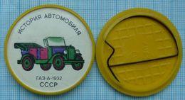 USSR / Badge / Soviet Union / Car History. Transport Passenger Car GAZ-A. 1932. 1970s - Other