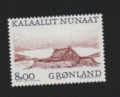 Groenland °° 1999 N 321 église Vikings - Groenland