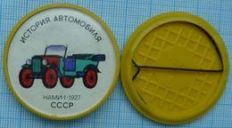 USSR / Badge / Soviet Union / Car History. Transport Passenger Car NAMI-1. 1927. 1970s - Other