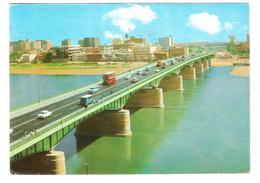 Irak - Iraq - Baghdad - Jumhuriya Bridge - Stamps - Irak