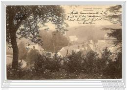 LOVERVAL ..--  1906 De COUILLET Vers BURDINNE ( Melle Elia TAHIR ) . Voir Verso . - Gerpinnes