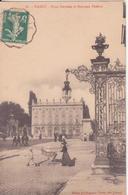 CPA - 87 - NANCY Place Stanislas Et Nouveau Théâtre - Nancy