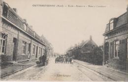 Outtersteene Ecole Brasserie Maison Commune - Sonstige Gemeinden