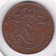 BELGIQUE . 5 CENTIMES 1856. LEOPOLD PREMIER - 1831-1865: Leopold I