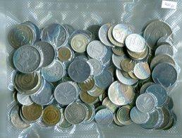 4784 - 400 Gramm Münzen Aus Aller Welt - Siehe Scan - Munten & Bankbiljetten