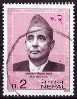 NEPAL Mi. Nr. 730 O (A-4-4) - Nepal