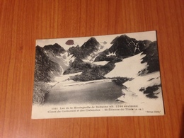 SAINT ETIENNE DE TINE-  Lac De La Montagnette De Rabuons - France