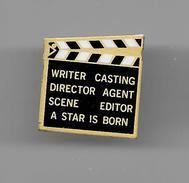 Pins CLAP De CINEMA WRITER CASTING DIRECTOR AGENT  SCENE EDITOR A STAR IS BORN / 33NAT - Films