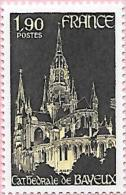 "France:n° 1939 ** ""Cathédrale De Bayeux - France"